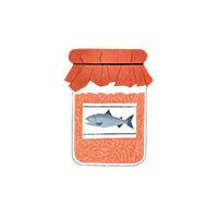 お魚の加工品